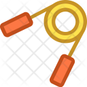 Grip Strengthener Gripper Icon