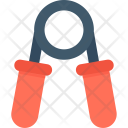 Hand Gripper Exercise Icon
