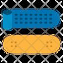Griptape Skateboard Deck Icon