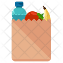 Groceries Bag Icon