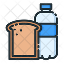 Groceries Bread Loaf Icon