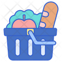 Groceries Groceries Basket Cart Icon