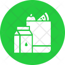 Grocery Food Groceries Icon