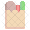 Grocery Shopping Store Icon