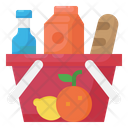 Grocery Store Market Icon