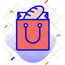 Grocery Bag Bag Shopping Icon