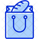 Grocery Bag Bag Shopping Icon