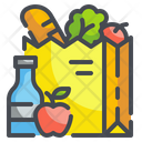 Grocery Bag Grocery Bag Icon