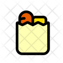 Grocery Bag Grocery Package Cooking Icon