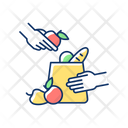 Grocery Bagger Icon