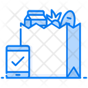 Grocery Delivery Grocery Product Grocery Package Icon