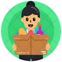 Grocery Gorcey Parcel Food Parcel Icon