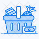 Grocery Shopping Icon