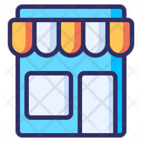 Store Shop Retail Icon