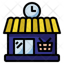 Grocery Store Grocery Market Icon