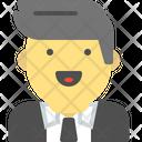 Groom Man Male Icon