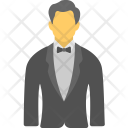 Groom Bridegroom Groomsmen Icon