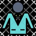 Groom Man Shirt Icon