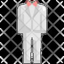 Groom Suit Icon