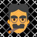 Groucho Max Icon