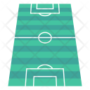Football Ground Play Icon