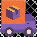 Ground Freight Icon