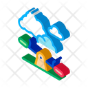 Ground Slide Swing Icon