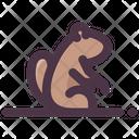 Groundhog Day Groundhog Animal Icon