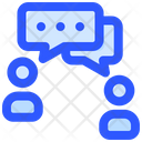 Groundhog Day Groundhog Talk Chat Icon