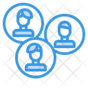 Connection Group Group Connection Icon