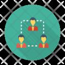 Group Adviser Team Icon
