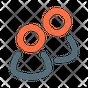 Group Friend Team Icon