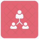 Group Management Team Icon