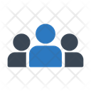 Group Team Network Icon