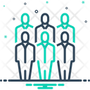 Group Unity Conglomeration Icon