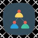 Group Management Organization Icon