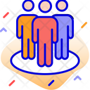 Group Affiliate Community Icon