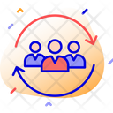 Group People Organisation Icon