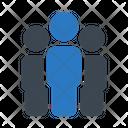 Group Team Staff Icon