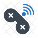 Game Control Wireless Icon