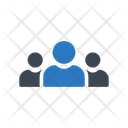 Group Team Employees Icon
