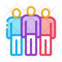 Group People Collaboration Icon