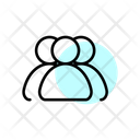 Group Network People Icon