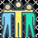 Team Crew Group Icon