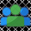 Group People Teamwork Icon