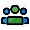 Group People Teamwork Icon