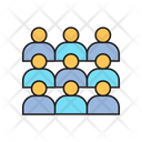 Group People Audience Icon