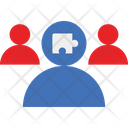 Group Leader Project Team Icon