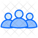 Group Team User Icon