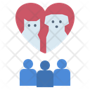 Group Adorable Pet Lover Icon